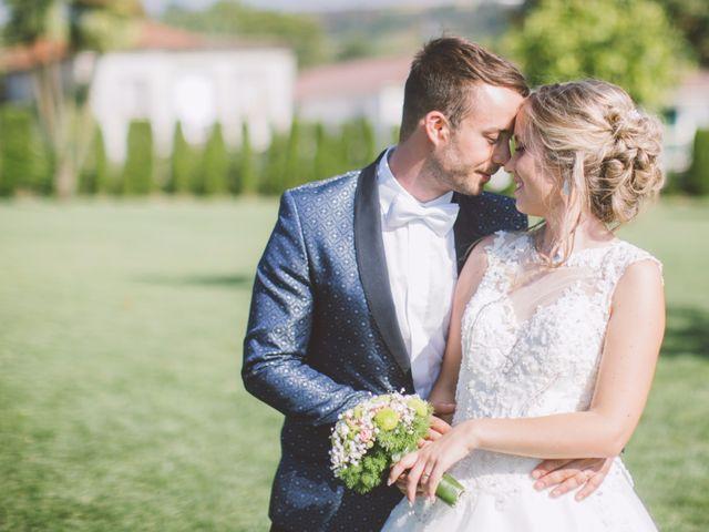 O casamento de Elodie e Micael