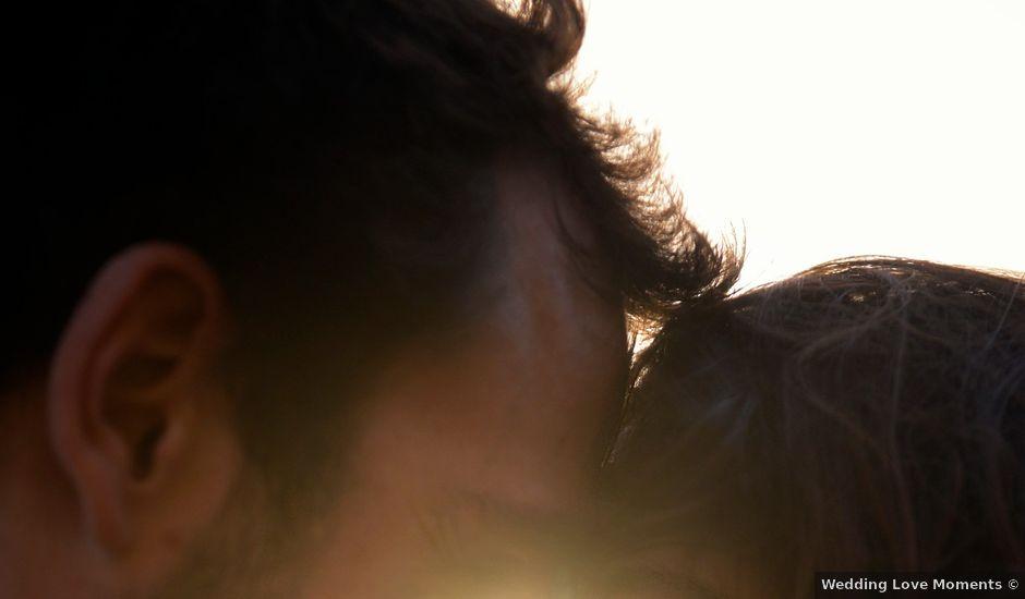 O casamento de Tiago e Sara em Costa de Caparica, Almada