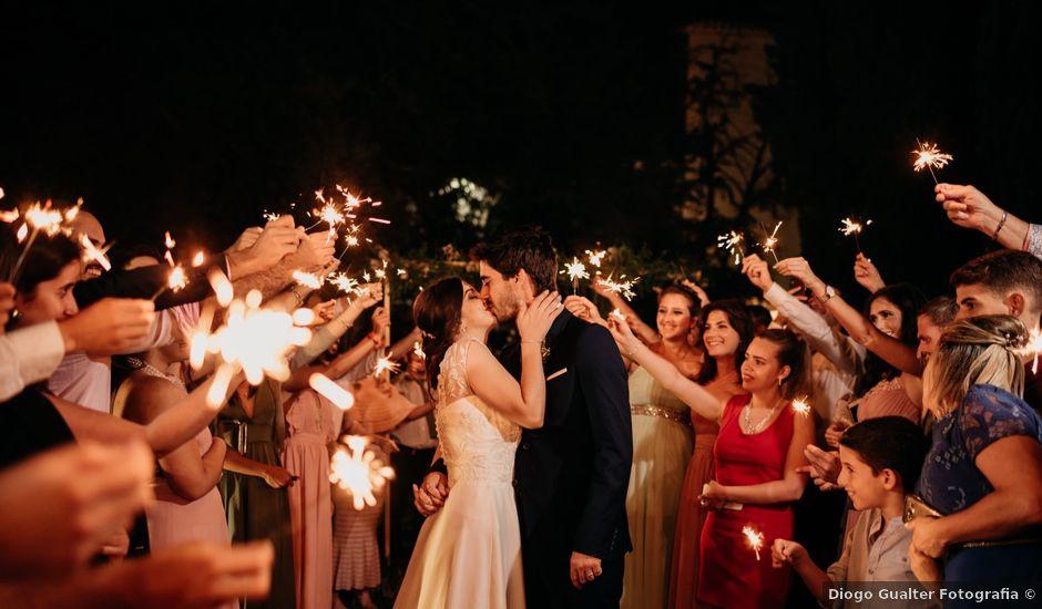 O casamento de Alexandre e Diva em São Vicente, Madeira