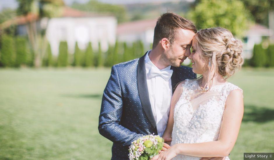 O casamento de Micael e Elodie em Felgueiras, Fafe