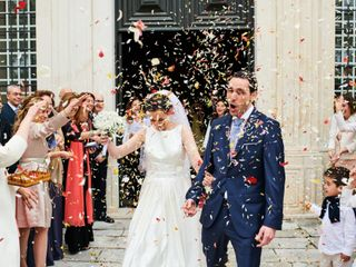 O casamento de Leonor e Gil