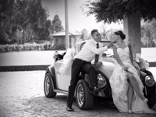 O casamento de Joana e Ricardo