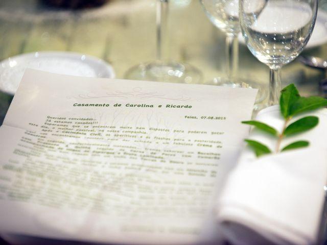 O casamento de Ricardo e Carolina  em Pegões, Montijo 33