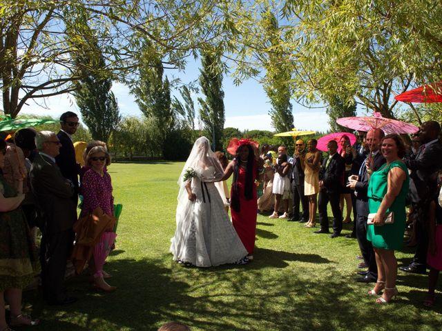 O casamento de Ricardo e Carolina  em Pegões, Montijo 41