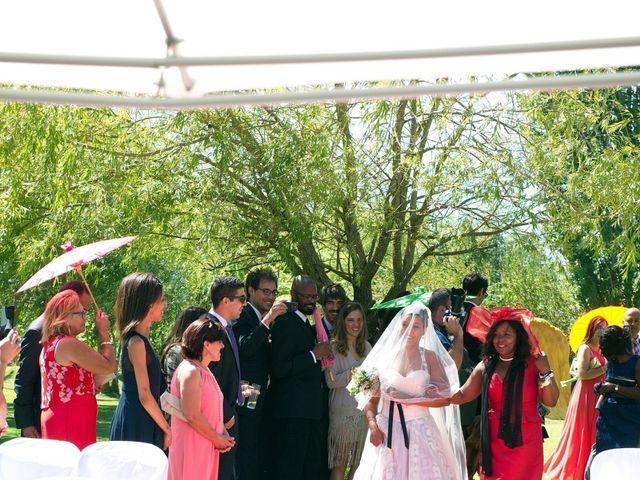 O casamento de Ricardo e Carolina  em Pegões, Montijo 42