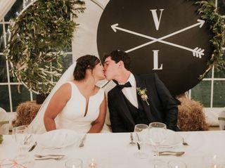 O casamento de Vanessa e Luís