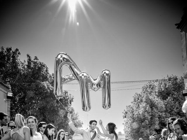 O casamento de Miguel e Ana em Serpa, Serpa 17