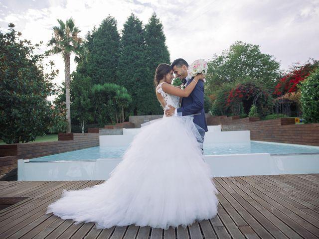 O casamento de Elody e Filipe