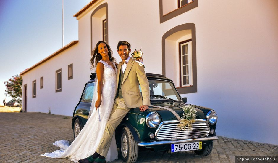 O casamento de Miguel e Ana em Serpa, Serpa