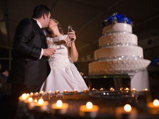O casamento de Marilia e Daniel