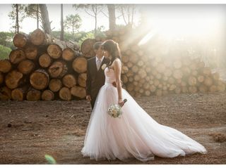 O casamento de Ana e Álvaro
