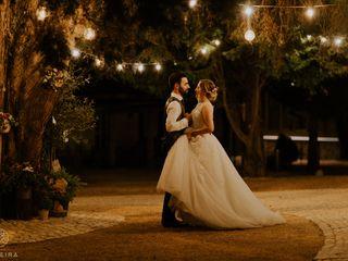O casamento de Kateryna e Bruno