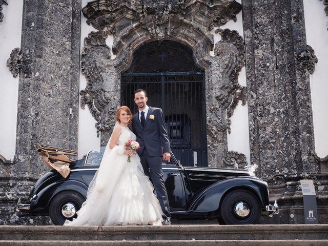 O casamento de José e Bruna em Guimarães, Guimarães 41