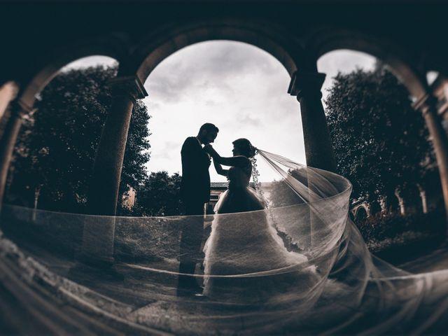 O casamento de Bruna e José