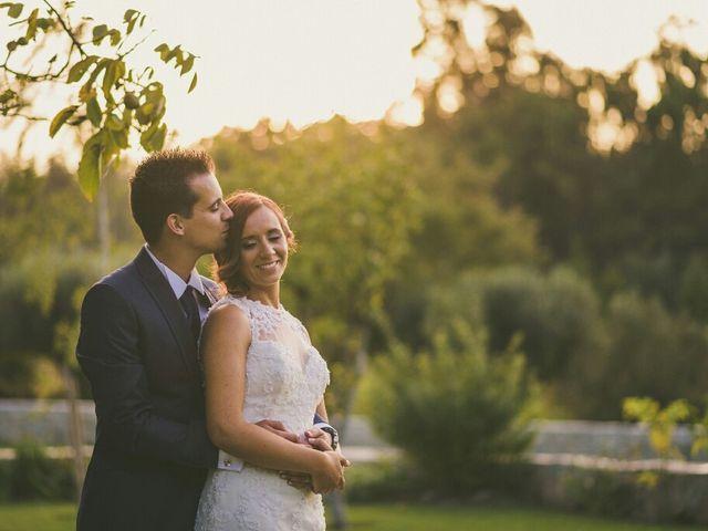 O casamento de Daniela e Nuno