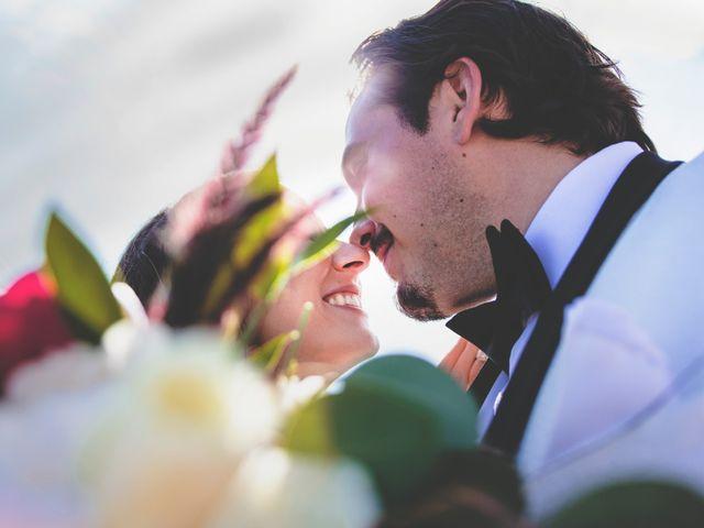 O casamento de Emma e Joseph
