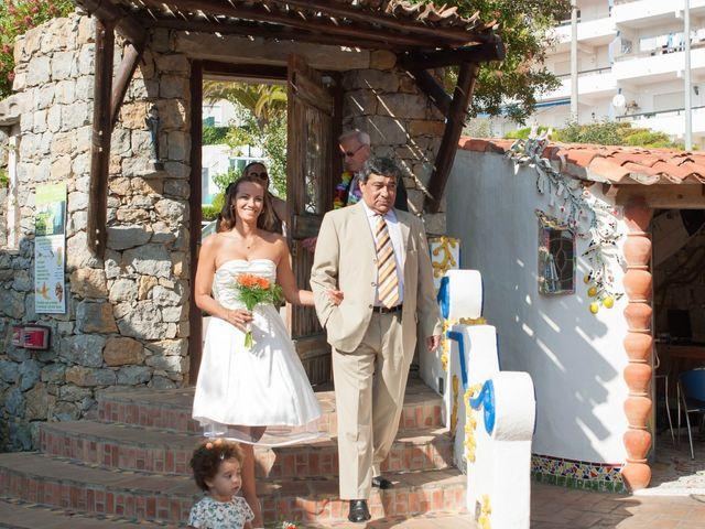 O casamento de Rui e Pettra em Ericeira, Mafra 13