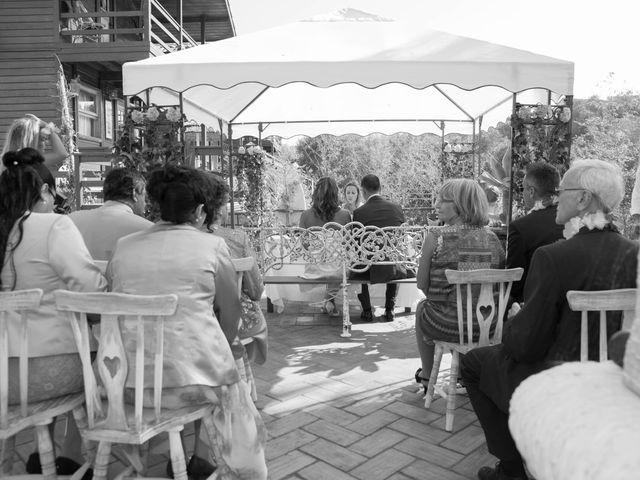O casamento de Rui e Pettra em Ericeira, Mafra 16