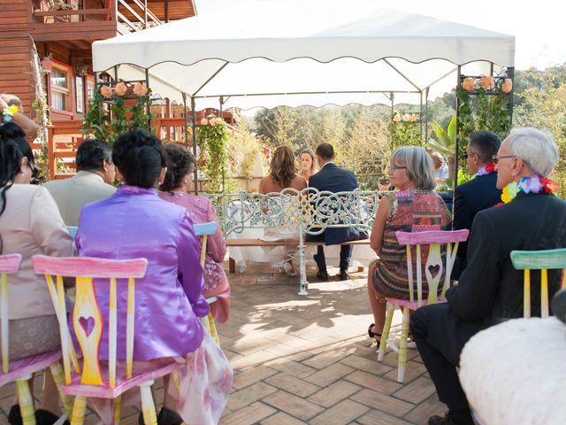 O casamento de Rui e Pettra em Ericeira, Mafra 17
