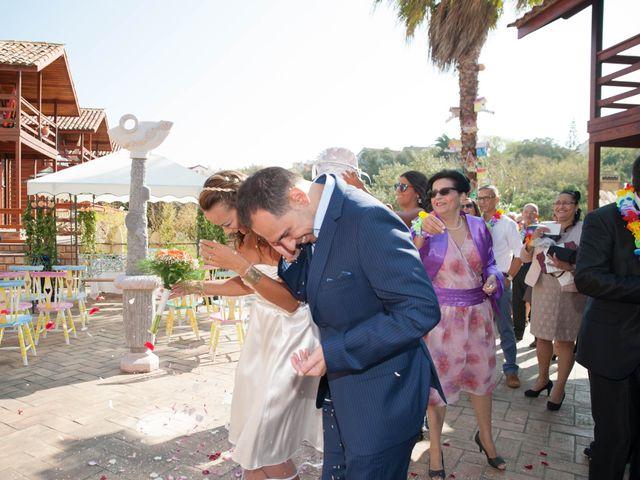 O casamento de Rui e Pettra em Ericeira, Mafra 27