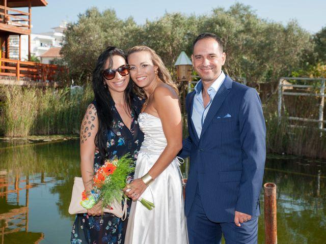 O casamento de Rui e Pettra em Ericeira, Mafra 28