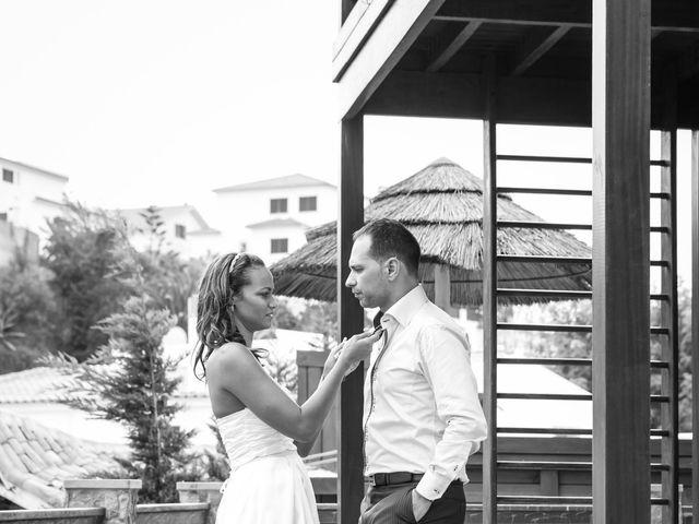 O casamento de Rui e Pettra em Ericeira, Mafra 36
