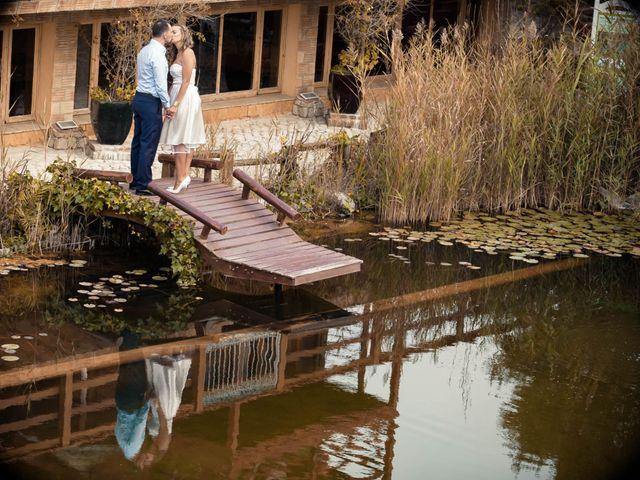 O casamento de Rui e Pettra em Ericeira, Mafra 2