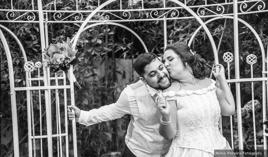 O casamento de Ricardo e Telma em Seixal, Seixal