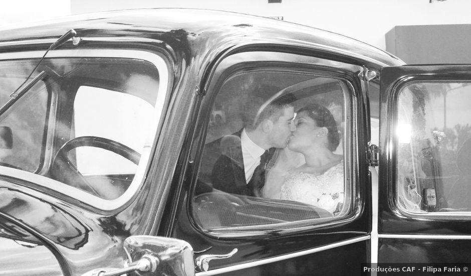 O casamento de Filipe e Sara em Figueiró do Campo, Soure