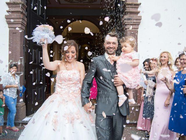 O casamento de Luis e Lucy em Serra de Água, Madeira 36