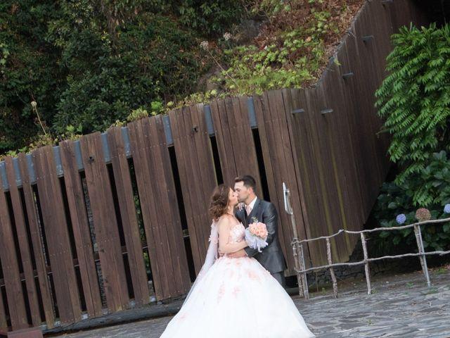 O casamento de Luis e Lucy em Serra de Água, Madeira 1