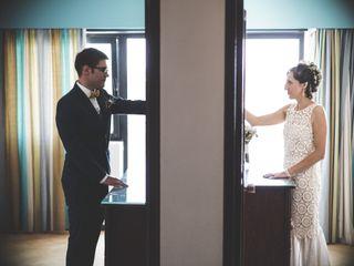 O casamento de Taia e Antoine