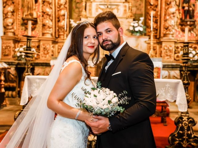 O casamento de José e Rafaela em Meda, Meda 14