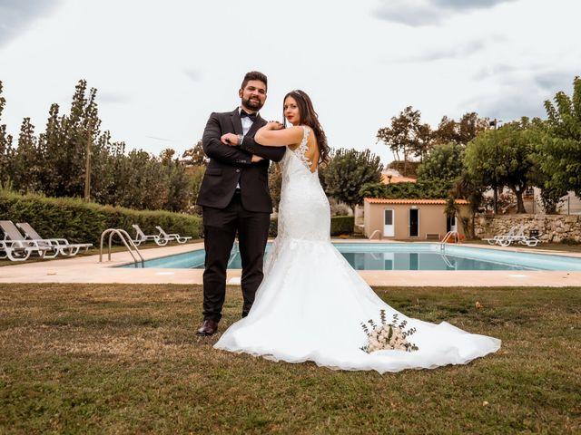 O casamento de Rafaela e José