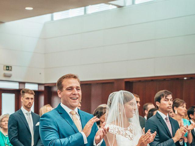 O casamento de Thomas e Marta em Gouveia, Sintra 32