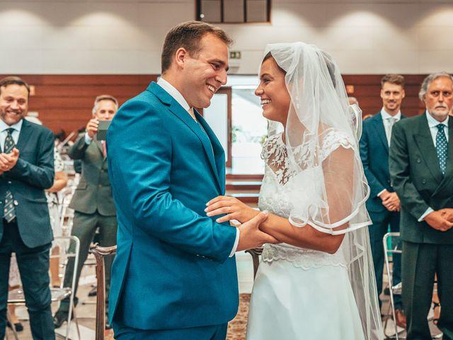 O casamento de Thomas e Marta em Gouveia, Sintra 42