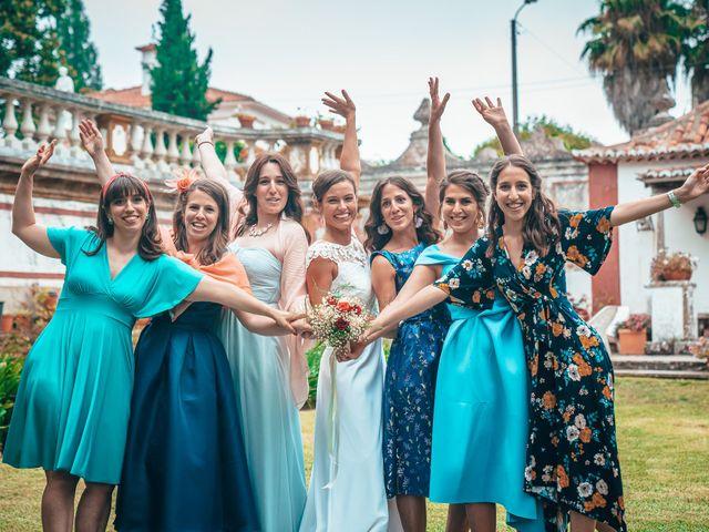 O casamento de Thomas e Marta em Gouveia, Sintra 60