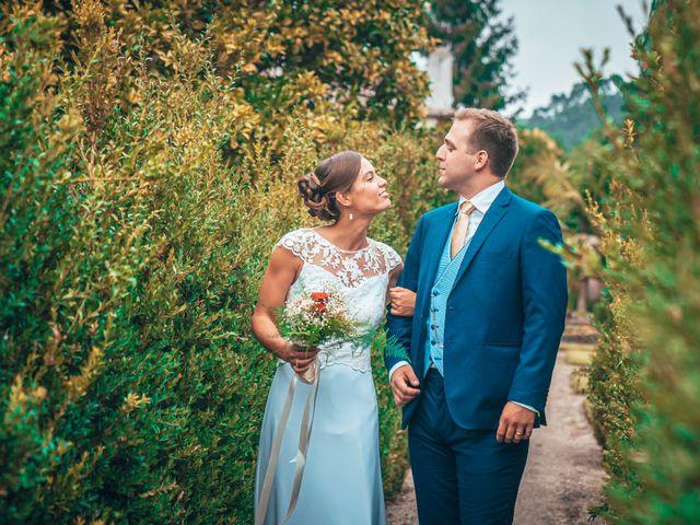 O casamento de Thomas e Marta em Gouveia, Sintra 62