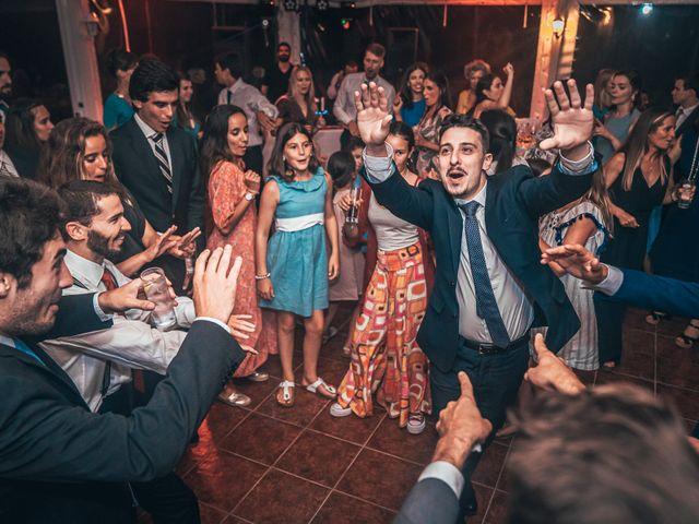 O casamento de Thomas e Marta em Gouveia, Sintra 79