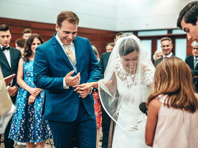 O casamento de Thomas e Marta em Gouveia, Sintra 41