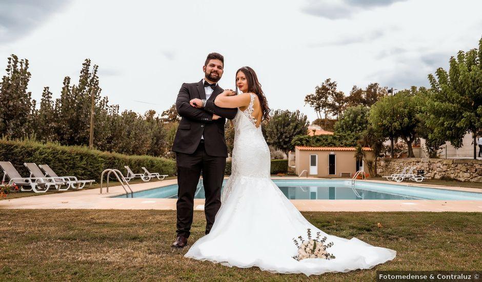 O casamento de José e Rafaela em Meda, Meda