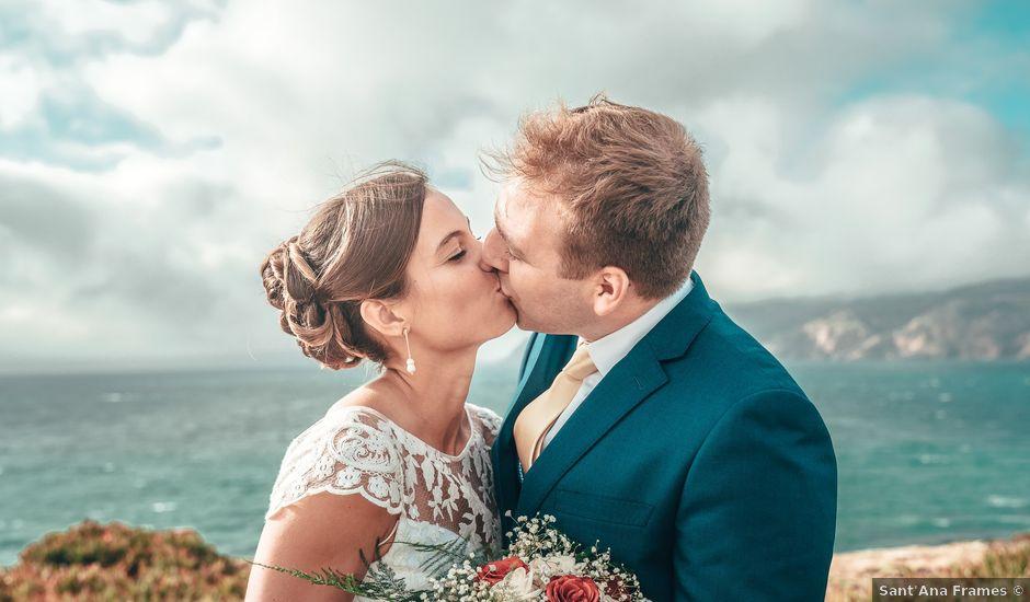 O casamento de Thomas e Marta em Gouveia, Sintra