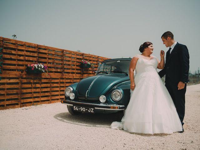 O casamento de Stella e Jorge