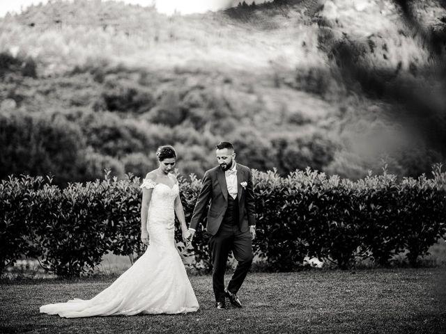 O casamento de Jennifer e Bruno