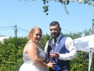O casamento de Carina e Álvaro 3