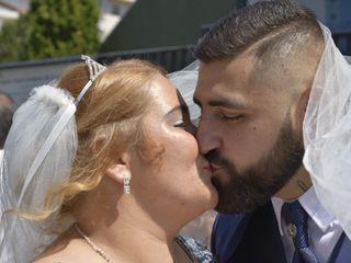 O casamento de Carina e Álvaro
