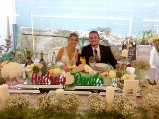 O casamento de Andreia e Danilo