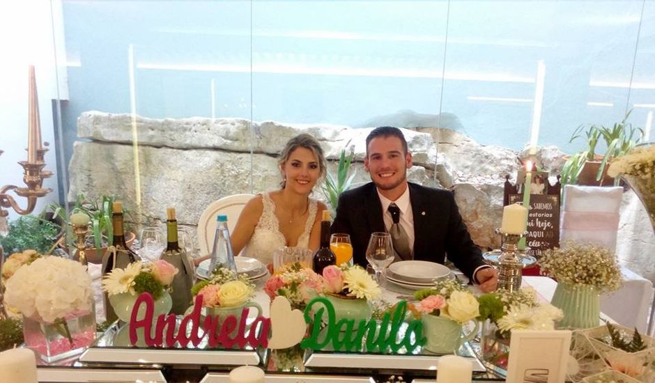 O casamento de Danilo e Andreia em Ourém, Ourém