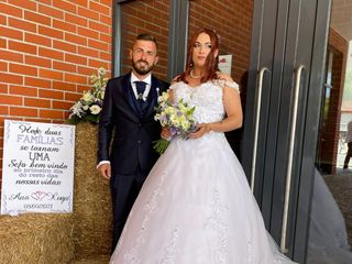 O casamento de Ana  e Wilson  1