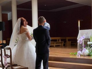 O casamento de Ana  e Wilson